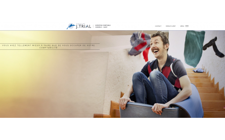 site internet Groupe trial